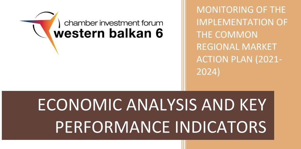 WB6 CIF Survey on Key performance indicators & Common Regional Market Action Plan Implementation
