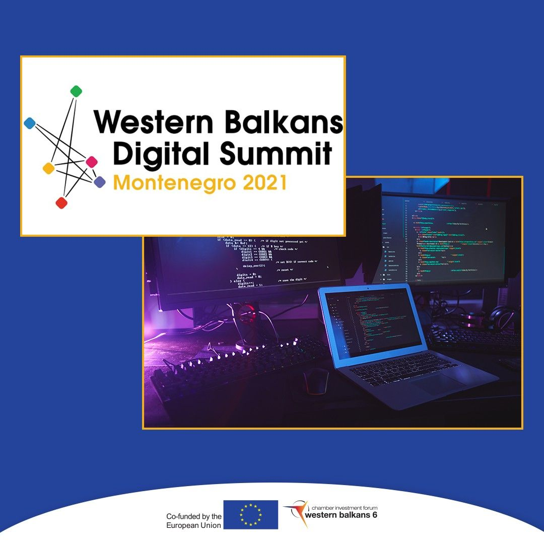 4th Western Balkans Digital Summit 2021 – Invitation for small companies (start-ups) from Western Balkans Six region to participate in the regional cooperation program free of charge