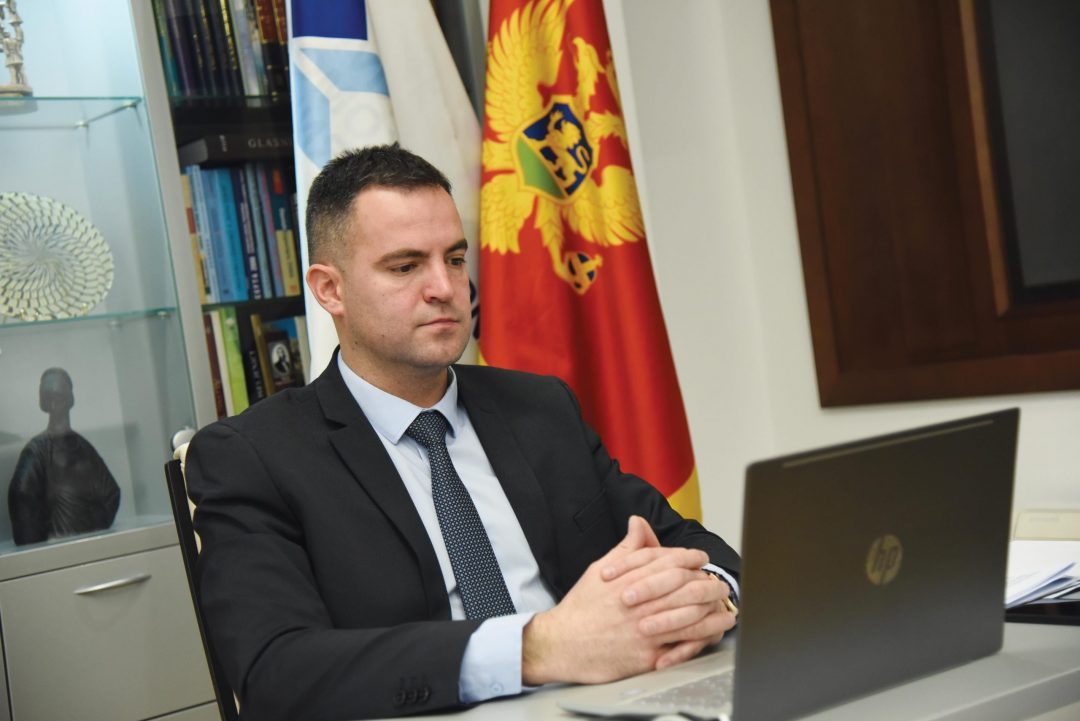 Interview with Mr. Balsa Culafic, Project Coordinator of the Regional Challenge Fund on behalf of the WB6 CIF